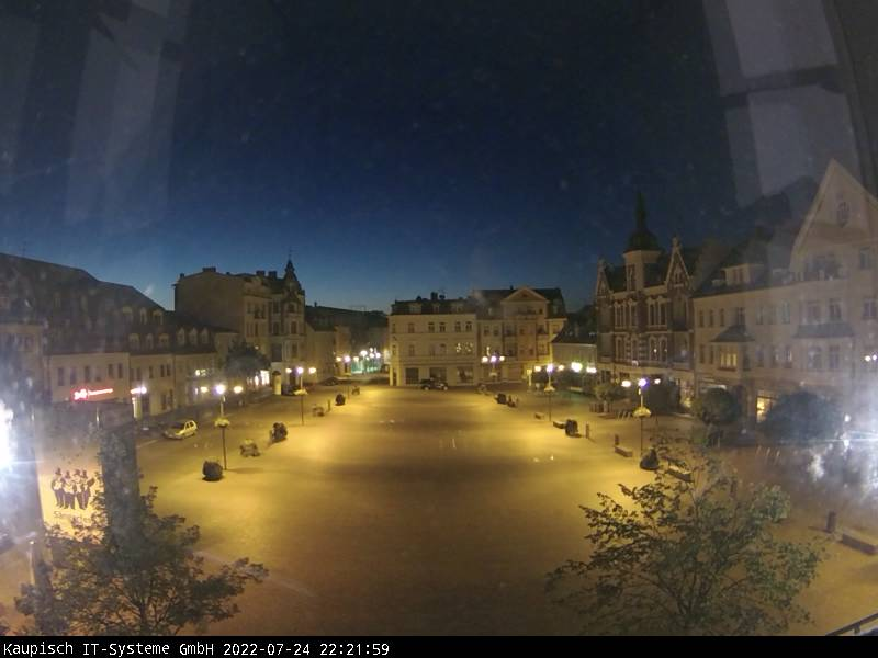 Webcam Markt Finsterwalde